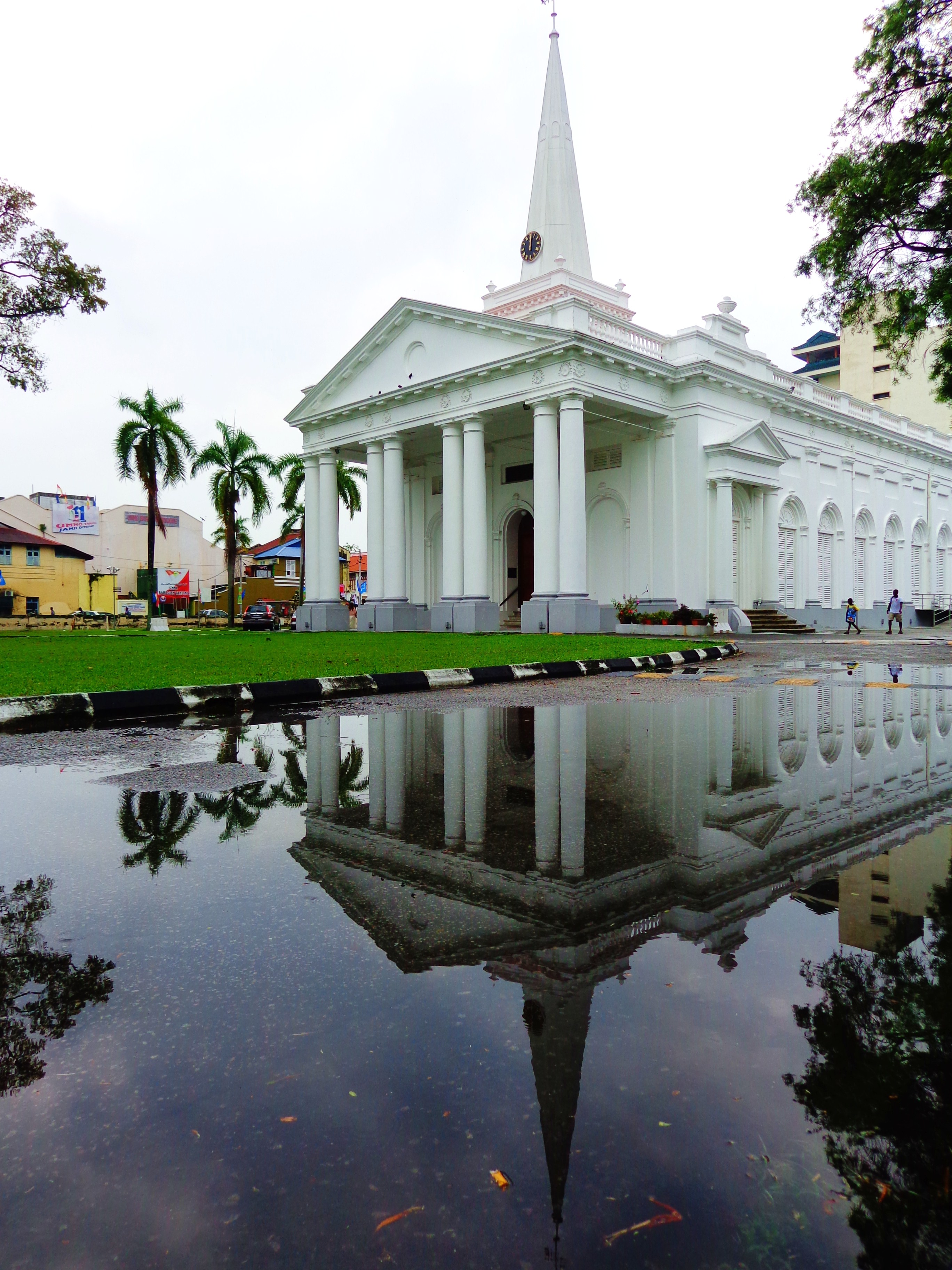 St Georges Church, Georgetown, Penang, Malaysia
