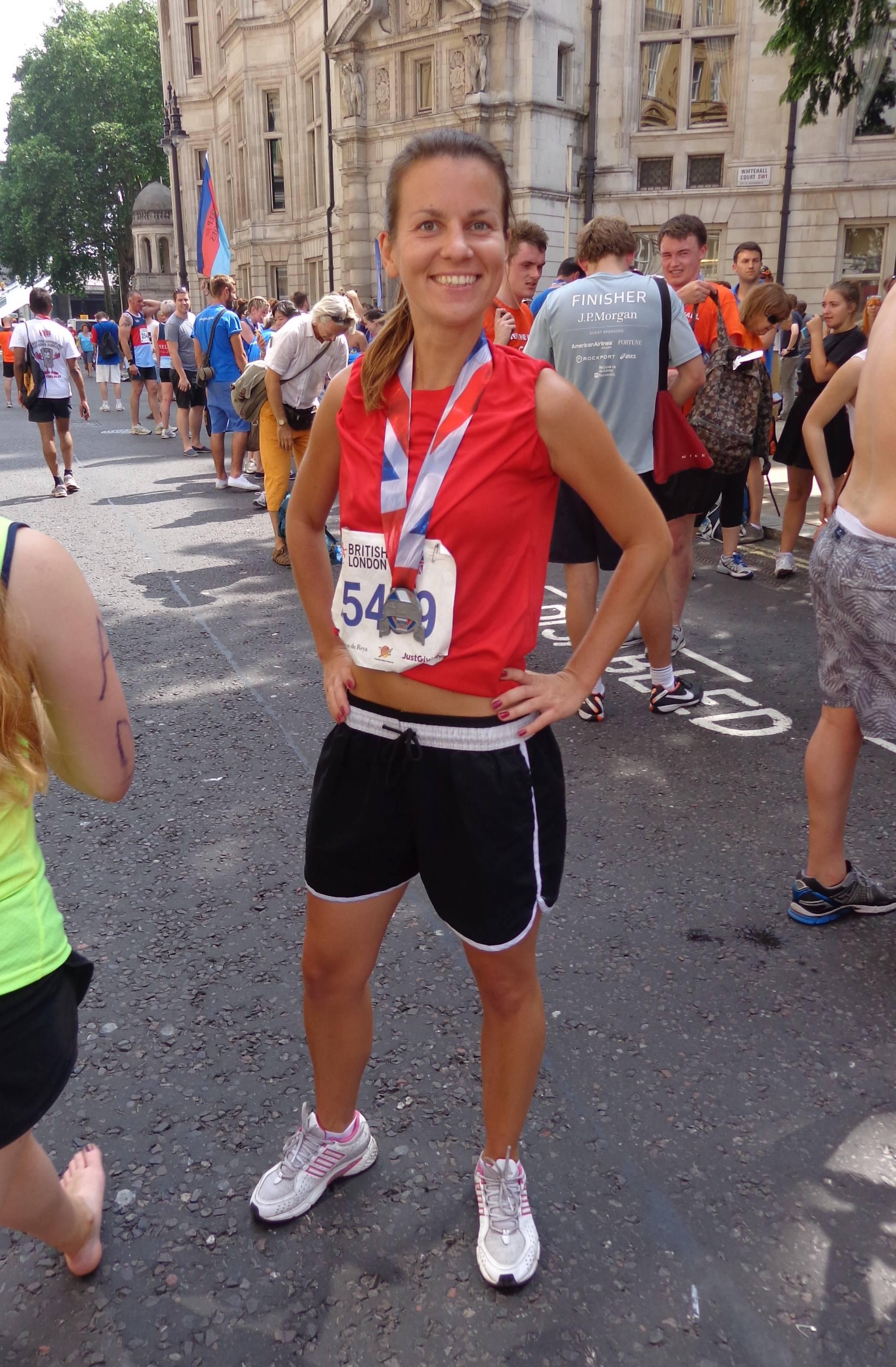 Celebrity runners 5k